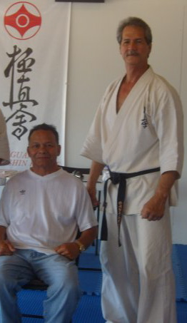 Shihan Joe Tedtaotao and the Late Carlos Palacios